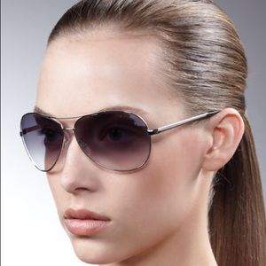 Tom Ford Charles Aviator sunglasses TF35